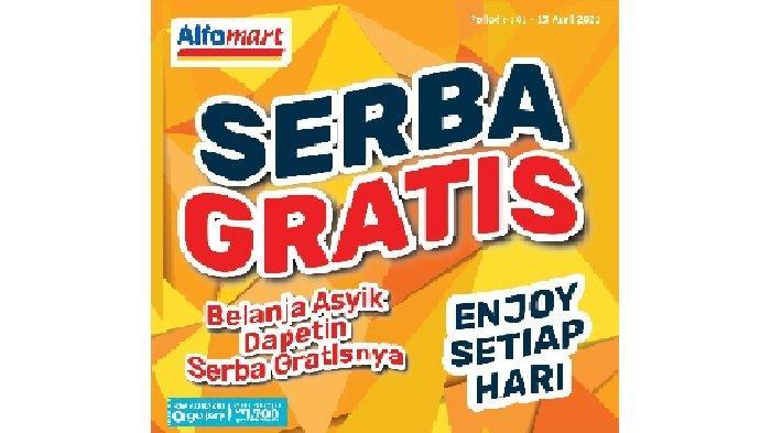 Katalog Promo Alfamart Hari ini Jumat 2 April 2021, Serba Gratis Beli 2 Box Energen Gratis 1 Box
