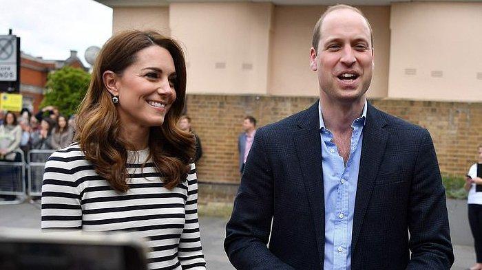 Meghan Markle Lahirkan Bayi Laki-laki, Pangeran William dan Kate Middleton: