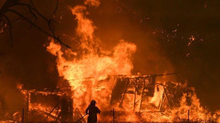 Foto Sejumlah Lokasi di Australia, Sebelum dan Sesudah Musibah Kebakaran, Kondisinya Sangat Kontras