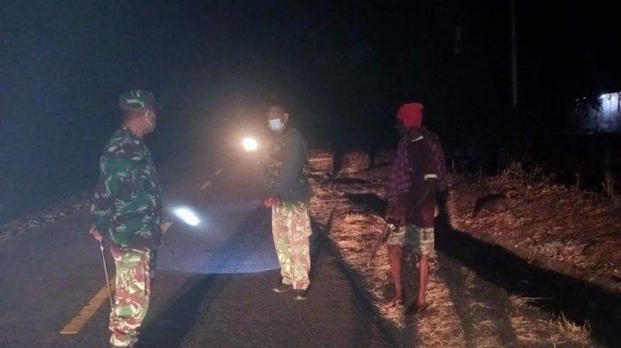 Aparat dan Warga Terjun ke Lokasi Kebakaran Lahandi Waigete Sikka, Tapi Ini Kendalanya