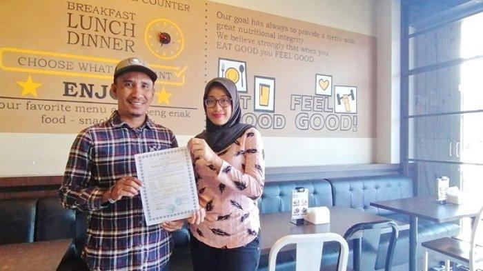 Kedua Kalinya, Waroenk Group Resmi Peroleh Sertifikasi Halal MUI NTT