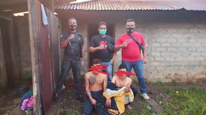 Sempat DPO, 2 Pencuridi Asrama Putri SMK Mutiara Bangsa Ditangkap Unit Jatanras Polres Manggarai