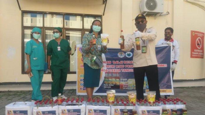 Aksi BKSDA NTT Memerangi Pandemi Covid 19