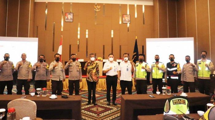 Kegiatan bimbingan teknis penggiat P4GN instansi pemerintah, yang diselenggarakan BNN Kota Kupang  di Hotel Aston Kupang Rabu-Kamis, 21 s/d 22 April  2021.