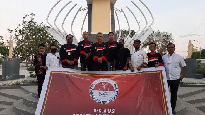 Tujuh Chef Profesional dari ICA Gagas Deklarasi BPD ICA NTT