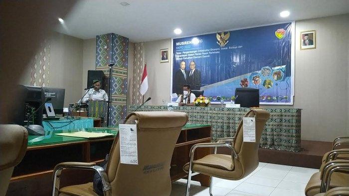 Musrenbang RKPD Provinsi NTT Tahun 2022 Setujui 198 dari Total 1.567 Usulan