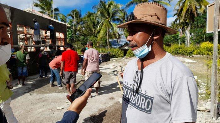 Kegiatan TNI Manunggal Membangun Desa di Nekmese Sangat Positif