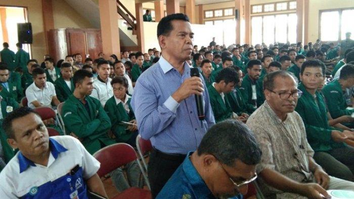 Kehadiran Menteri Keuangan di Maumere Bisa Berdampak Pembangunan Jalan Trans Utara Flores