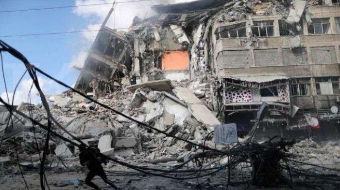 Mengapa Negara Arab Hanya Diam Saat Israel Gempur Hajar Palestina, Ini Analisa Pakar
