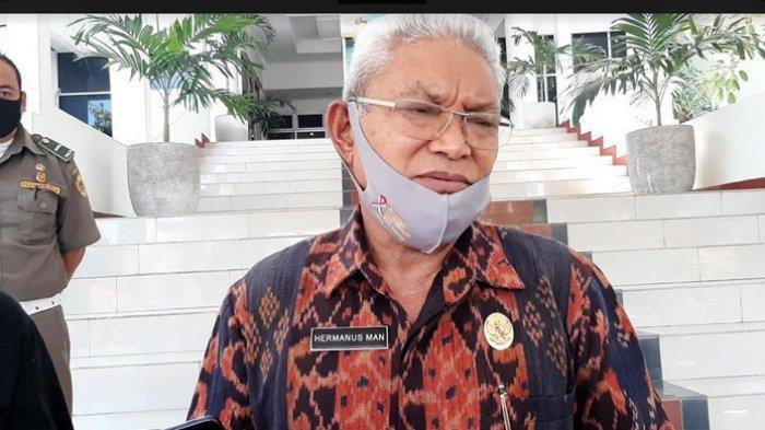 Wakil Wali Kota Kupang, Herman Man