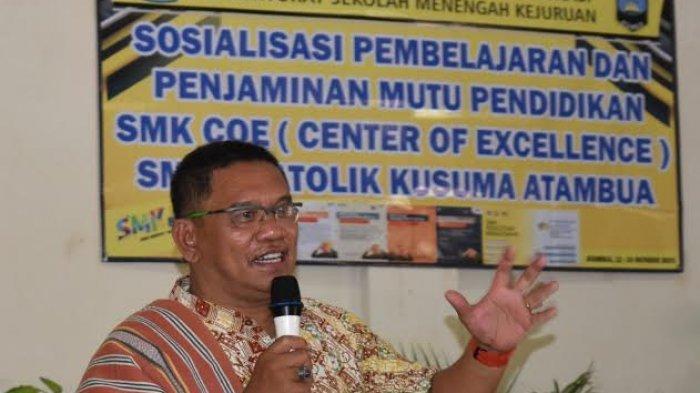 SMK Kusuma Atambua Jadi Sekolah Model Central Of Excellence