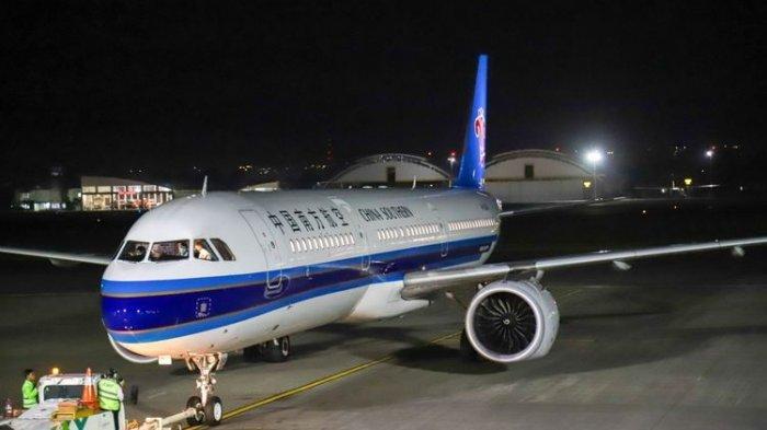 Kementerian Perhubungan Izinkan Pesawat China Jemput Warga Negaranya di Bali, Tapi Ini Syaratnya