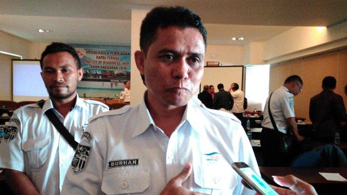 PT ASDP Hentikan Pelayaran Empat Rute di NTT