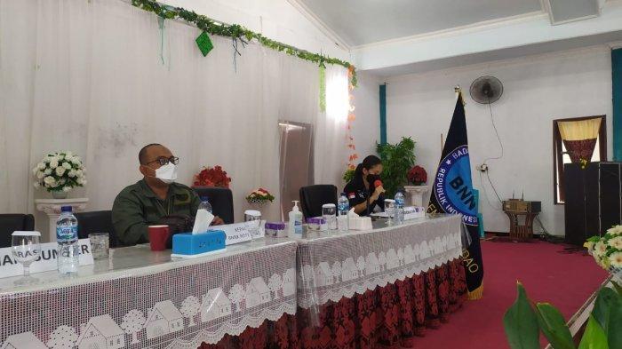 Gelar Penguatan Kapasitas Media Massa, Kepala BNN Rote Ndao Raden Bogie Sebut Raffi Ahmad