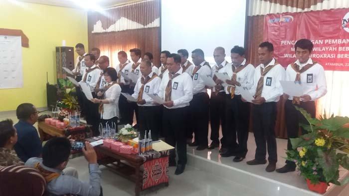 KPPN Atambua Canangkan Pembangunan Zona Integritas