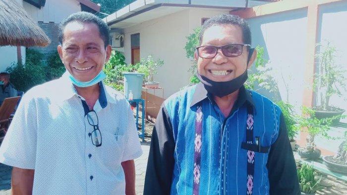 Kades Nelelamadike Flores Timur Usul Buka Jalan Baru ke Titik Relokasi Korban Bencana