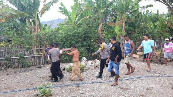 Kapolres TTU Sudah Terima Laporan Warga Desa Wini Tewas Disambar Petir
