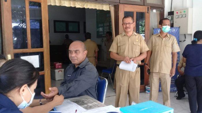 Dinas Pendidikan Kota Kupang Berhasil Kumpulkan 100 Kantong Darah di Hari Pahlawan