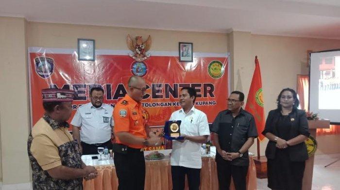Terima Kunjungan Kerja Komisi V DPRD NTT, SAR Kupang Minta Fasilitasi Lahan Dermaga SAR