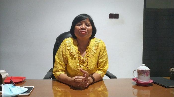 Kepala SMP Citra Bangsa, EV. Jublina Gah, S.Th., M.Pd.K