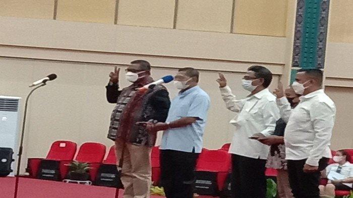 Kepemimpinan Rihi Heke dan Uly Kale Sudah Komitmen Mendukung Pemberantasan Korupsi