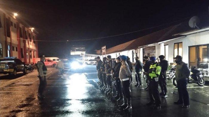 Polres Manggarai Gelar Patroli di Kota Ruteng, Begini Alasannya