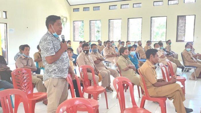 Kepsek SMU Karekandu, Sumba Barat Minta Bupati Dan Wakil Bupati Bantu Pembangunan Gedung Sekolah