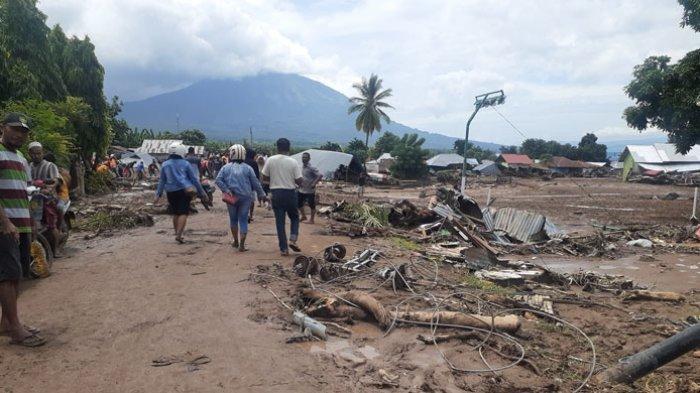 WALHI NTT : Satu Minggu Pasca Bencana Pemerintah Masih Gagap