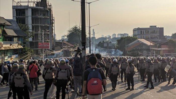 Polisi Kantongi Rekaman Pertemuan Rancang Kerusuhan, Termasuk Penyerangan Asrama Polisi  Petamburan