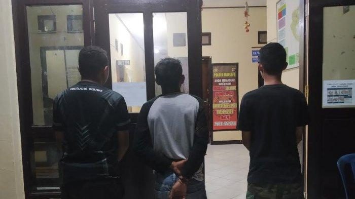 Pesta Miras dan Resahkan Warga Saat Situasi Waspada Corona, Tiga Pemuda di Kupang Diamankan Polisi