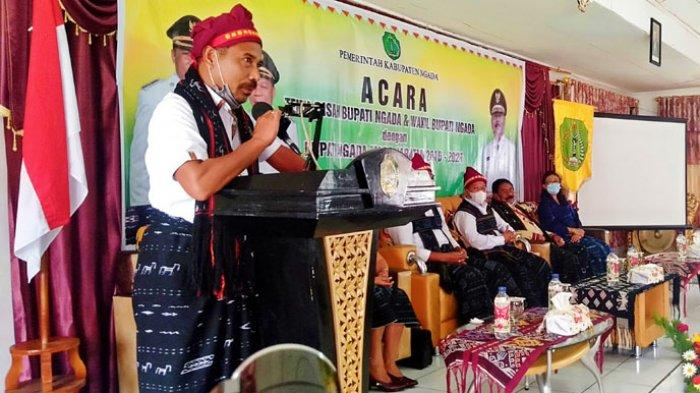 Ketua DPRD Ngada Minta Pemda Sikapi Masalah Puluhan Hektar Sawah Terancam Gagal Panen