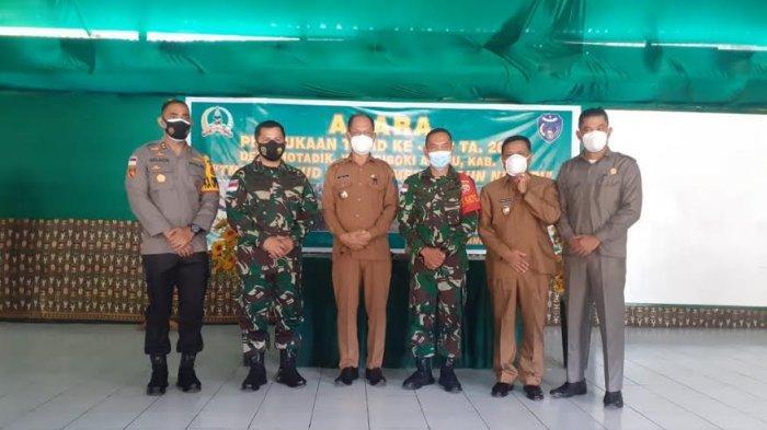 Buka Kegiatan TMMD Kodim 1618, Bupati Apresiasi Upaya TNI-Polri Dukung Pembangunan di TTU