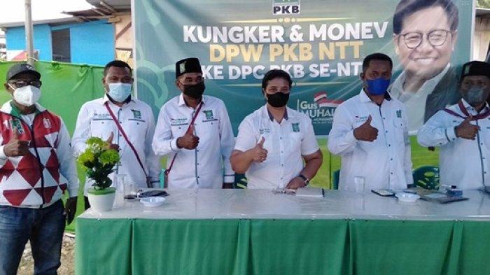Ketua DPW PKB NTT Minta DPC Nagekeo Dukung Cak Imin Jadi Capres Saat Kunker dan Monev di Nagekeo
