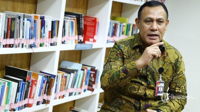 Ketua KPK Firli Bahuri Dalami Ancaman Hukuman Mati dalam Kasus Dugaan Korupsi Bansos Covid-19