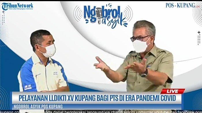 Ketua LLDIKTI Prof. Drs. Mangadas Lumban Gaol, MSi, Ph.D: Jangan ada Dosen yang Gaptek