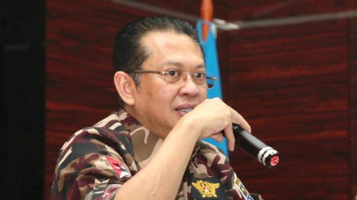 Ketua MPR, Bamsoet, di Jakarta, Senin (8/3/2021).