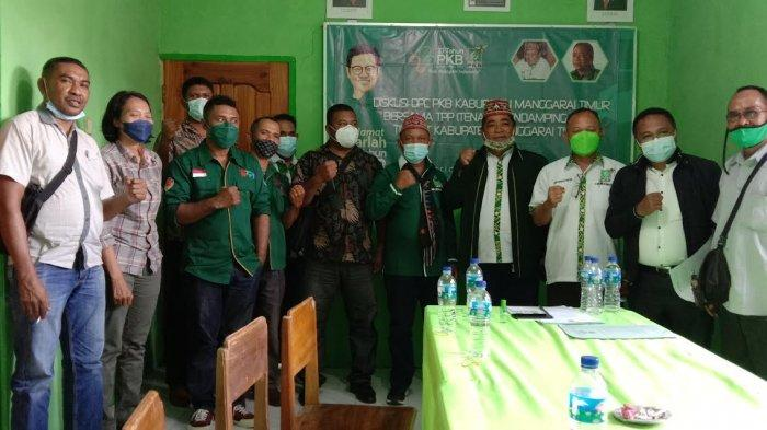 Hari Lahir Ke-23, PKB Manggarai Timur Diskusi Bersama Tenaga Pendamping Desa