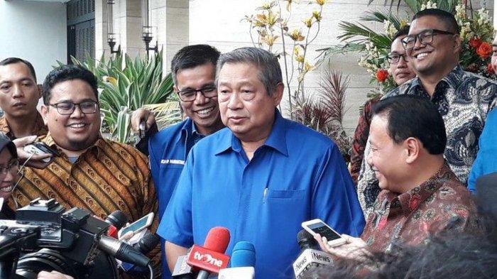 Asian Games Sukses, SBY Ucapkan Terima Kasih kepada Jokowi