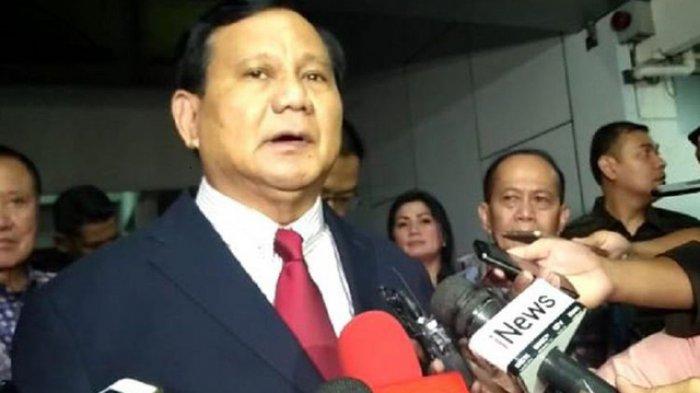 Sebut AHY Belum Berpengalaman, Prabowo Tegur Arief Poyuono