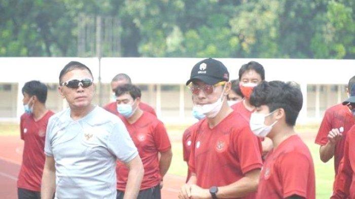 Target PSSI Timnas Indonesia jadi Juara AFF 2020, Shin Tae-yong Harap Tembus Sampai Semifinal