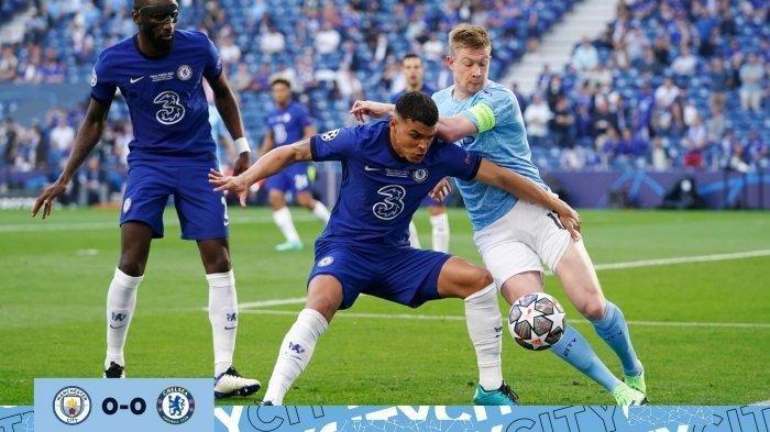 Bek Chelsea Hambat Pemain Jerman  Kevin De Bryune Hingga Terancam Absen di Piala Eropa 2020