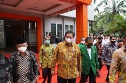 Menko Airlangga Hartarto Tegaskan  Ekonomi Indonesia Terus Tumbuh di Tengah Pandemi Covid-19