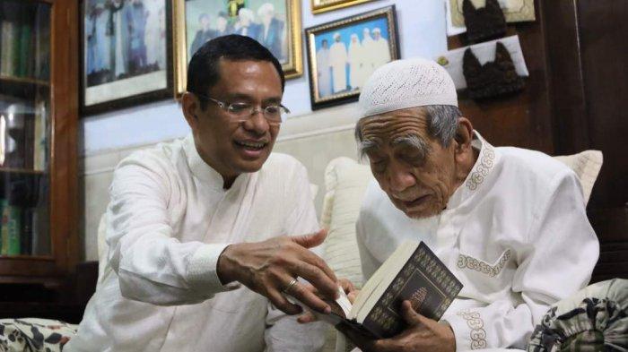 KH Maimoen Zubair Meninggal di Mekkah, PPP Ende Kehilangan Tokoh Nasionalis