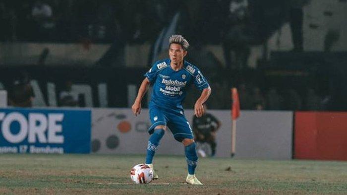 Selalu Jadi Starter Persib Bandung di Liga 1 2020, Kim Kurniawan Belum Puas