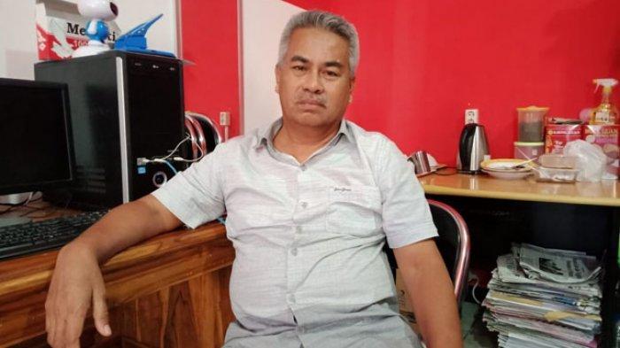 Ketua Fraksi PDIP DPRD Kota Kupang, Adrianus Tali