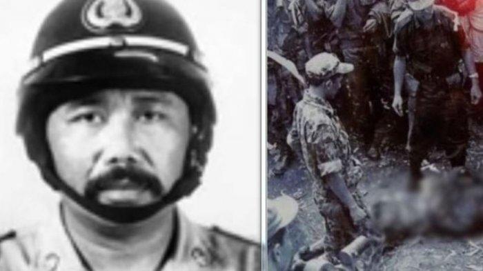 Bikin Merinding, Ini CERITA Sukitman Lolos dari Peristiwa G30S/PKI jadi Saksi Pembantaian 7 Pahlawan