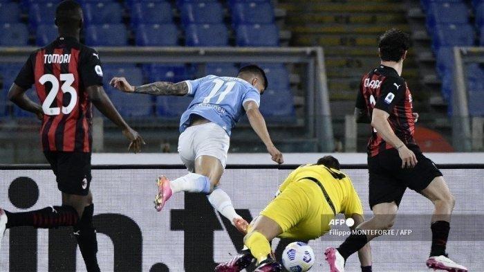 Klasemen Liga Italia Usai Lazio Bantai AC Milan Tadi Malam, Inter Milan Siap Pesta Raih Scudetto?