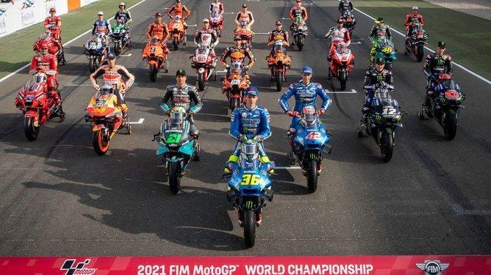 Klasemen MotoGP Doha Malam Ini Live Trans7 dan Streaming Video.com, Cek Hasil dan Juara MotoGP Doha