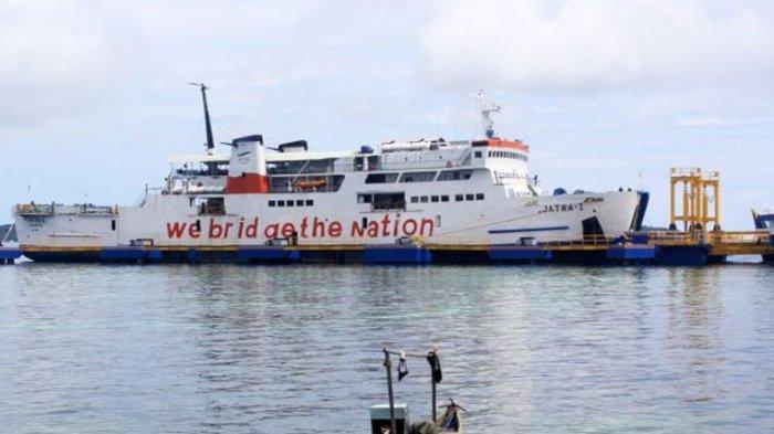 Mengenal KMP Jatra 1 Yang Tenggelam di Pelabuhan Bolok Kupang, Mampu Angkut 770 Penumpang