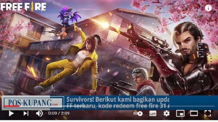 Intip Bocoran Kode Redeem FF Terbaru Besok 12 Oktober 2021, Klaim Hadiah di reward.ff.garena.com/id